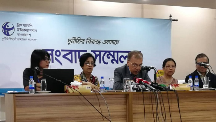 Salary increase fails to curb corruption of government officials: TIB
