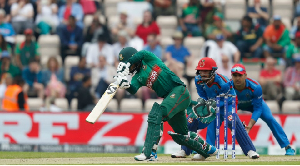 Afghanistan need to chase 263-run target set by Bangladesh