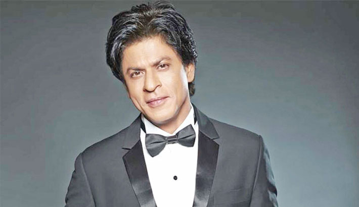 I've no films with me right now: SRK