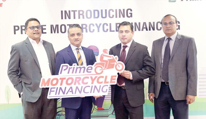 Prime Bank opens  motorcycle  financing