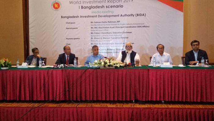 FDI inflow rises to 3,613.3 million in Bangladesh: Unctad