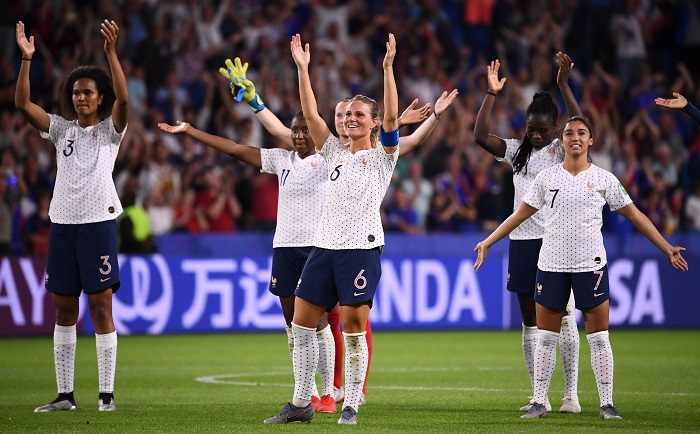 France beat Brazil 2-1 in extra time, reaches WC quarters