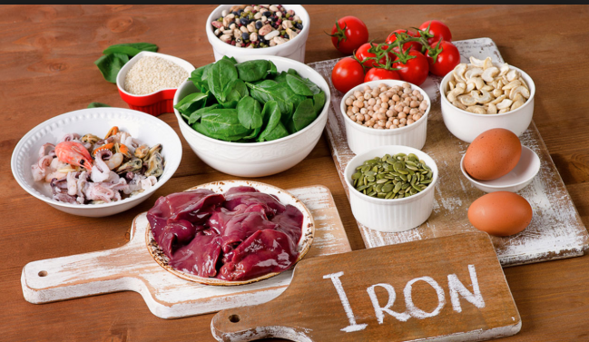 High iron levels may help lower cholesterol