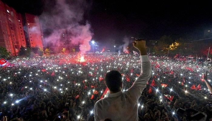 Opposition wins in Istanbul a blow to Turkey's Erdogan