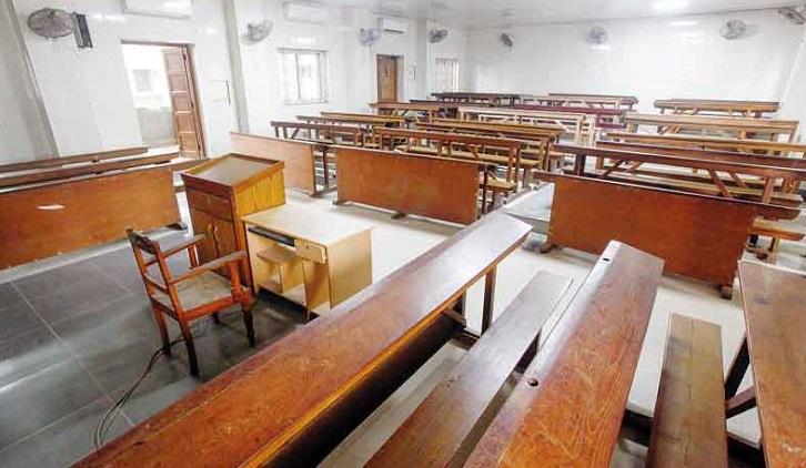 DCs for ban on teachers' politics