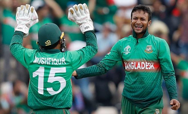 Bangladesh keep semi-final hopes alive beating Afghanistan by 62-run