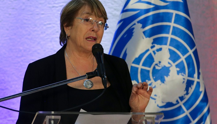 UN rights chief urges states to repatriate families of IS fighters