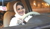 Saudi women savour new freedom