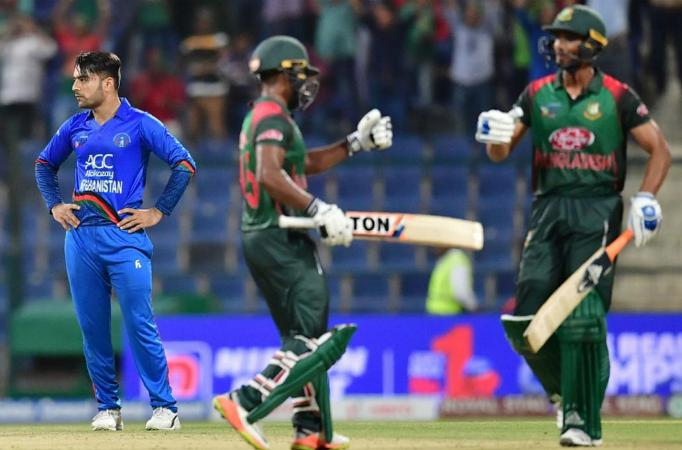 Afghanistan ask Bangladesh to bat