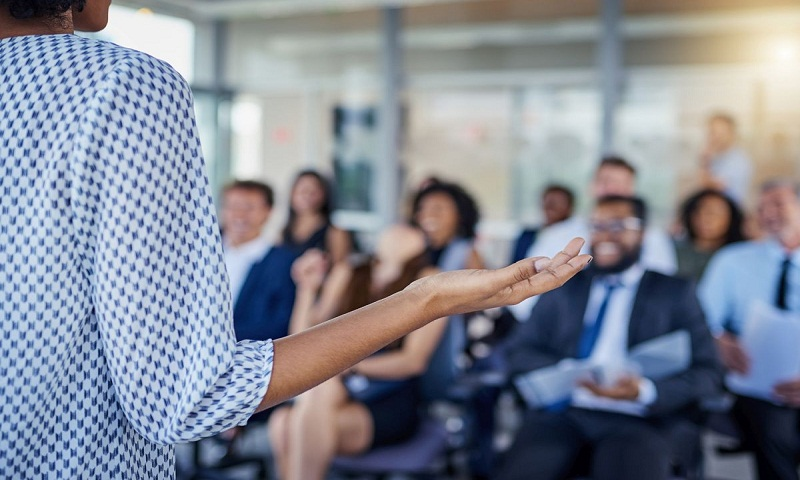 Corporate training can help startups grow big time