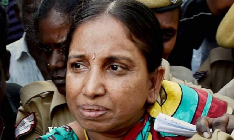Rajiv Gandhi assassination: Madras HC permits Nalini to argue her plea for leave in person on July 5