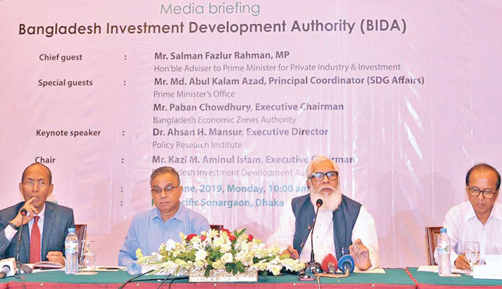 'Bangladesh is on right  track to attract FDI'