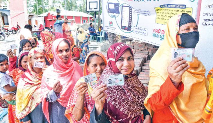 Female voters
