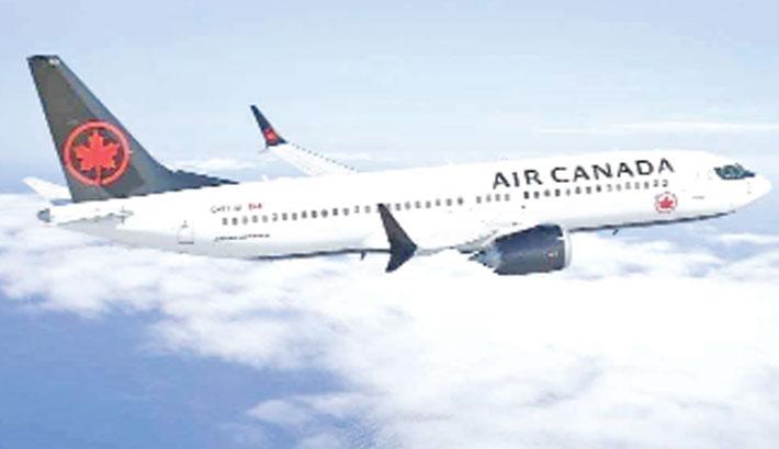 Air Canada passenger falls asleep on plane, wakes up alone