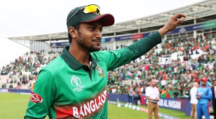 Shakib eyes India upset after Bangladesh boost bid for World Cup semis