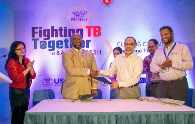Health ministry, USAID sign agreement to combat TB in Bangladesh