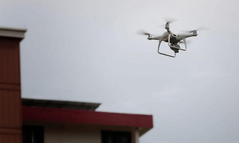 Changi Airport: Drones disrupt flights in Singapore