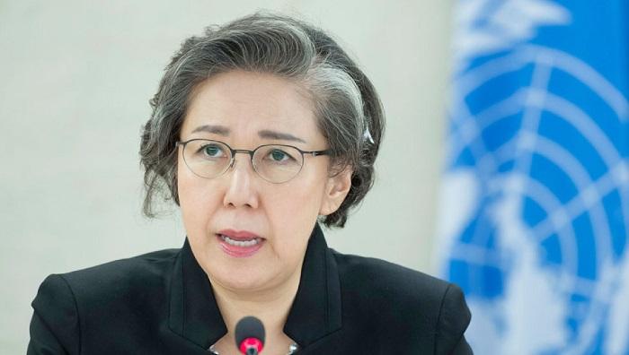 Internet shutdown in Myanmar concerns UN expert