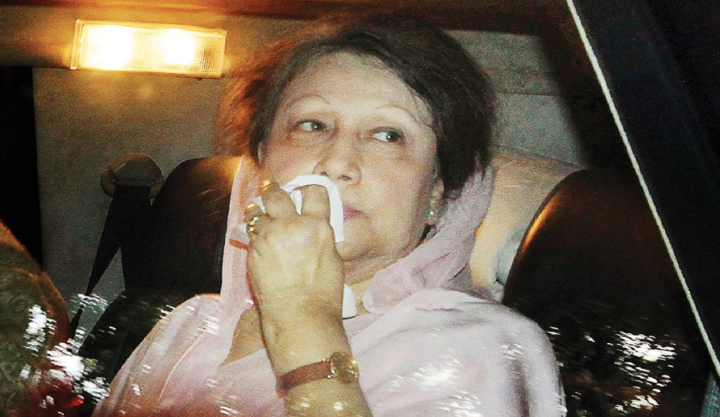 20-party to take action progs seeking Khaleda's release