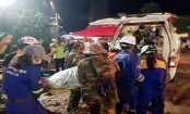 Death toll from building collapse in Cambodia rises to 24