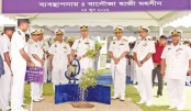 Navy launches tree-plantation programme