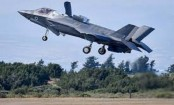 UK stealth fighter jets join fight against Islamic State