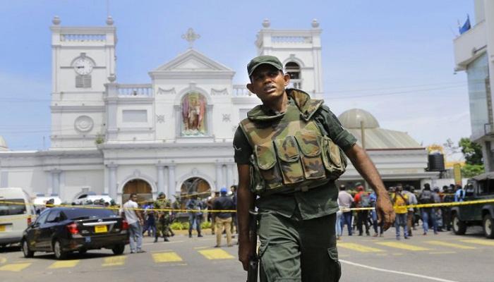 Probe advised of ex-defense secretary over Sri Lankan blasts