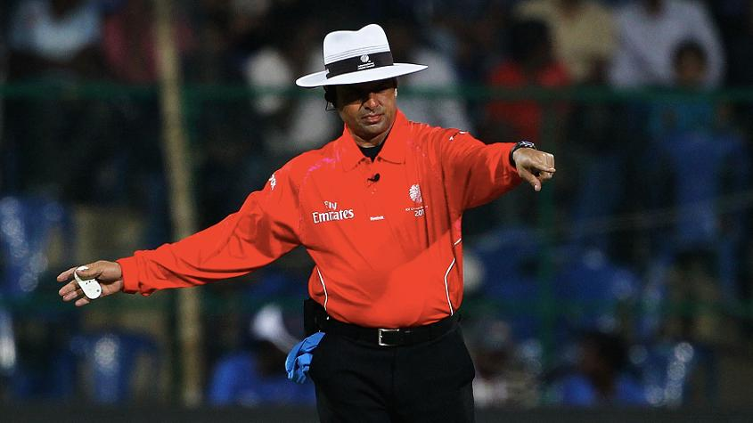 Aleem Dar to umpire again in Bangladesh-India match