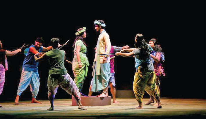 Khona to be staged at Experimental Theatre Hall today