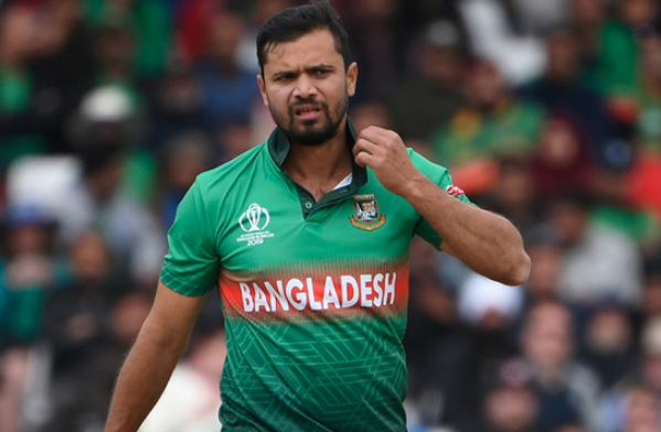 Every match is final for us at this point: Mashrafe