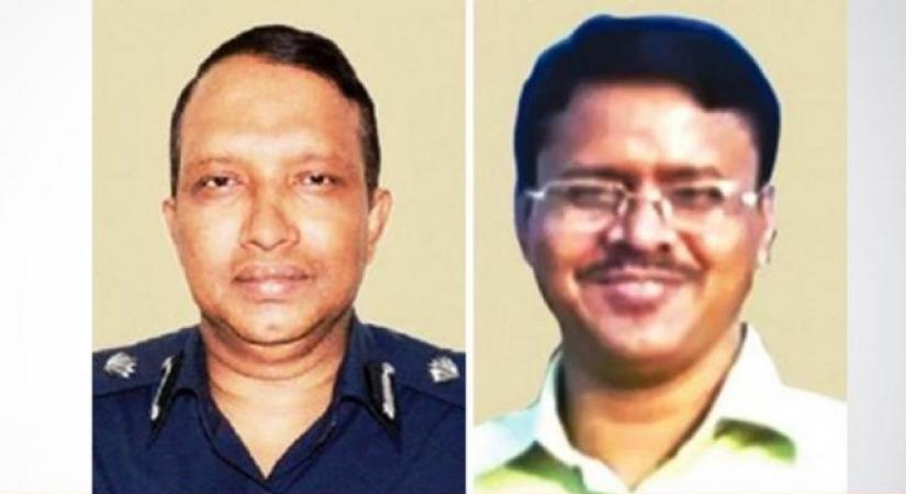 ACC finds evidence Enamul Basir takes bribe from DIG Mizan