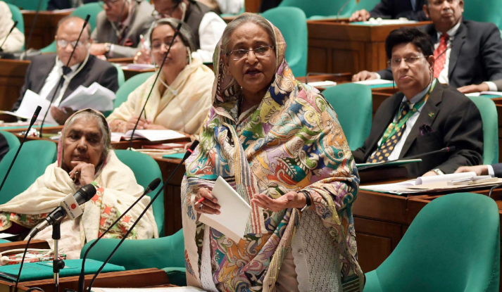 Rohingyas may be threat for country's security if not repatriated soon: PM