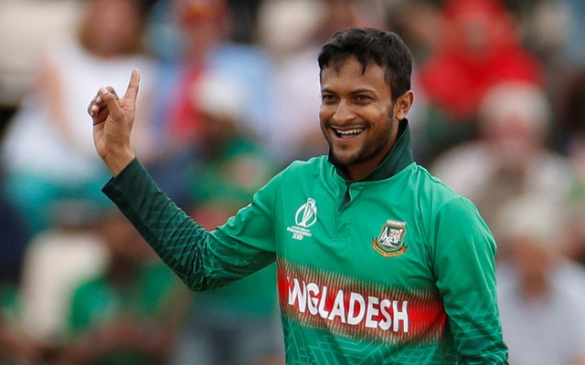 Shakib keeps flag flying for World Cup all-rounders