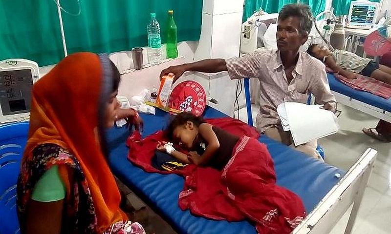 AES death toll rises to 132 in Muzaffarpur