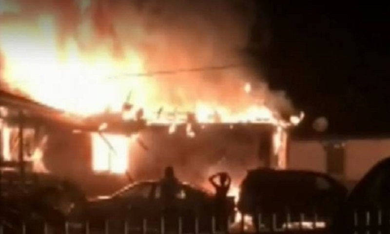 Australia fire: Three children killed in house blaze