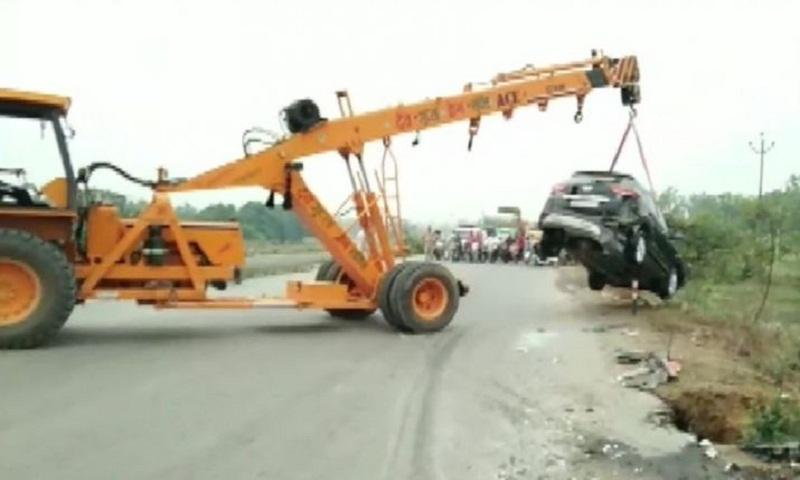 Uttarakhand minister's son killed in India's Uttar Pradesh road accident