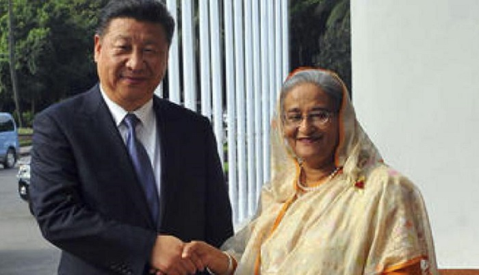 Prime Minister Sheikh Hasina to visit China July 2-6