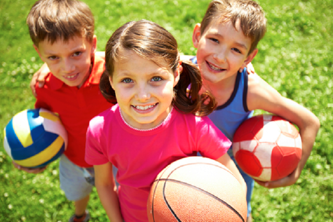How much exercise kids need to do?
