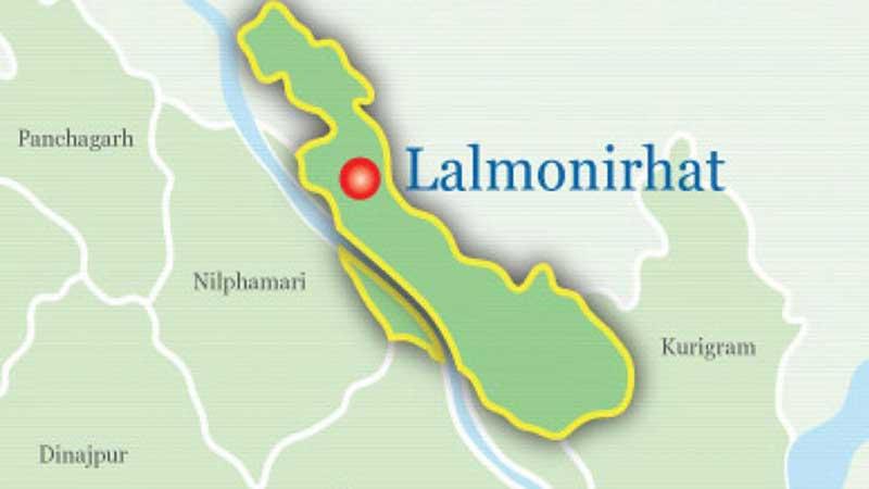 Two killed in Lalmonirhat road crash