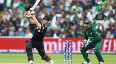 New Zealand set modest target of 238 runs for Pakistan