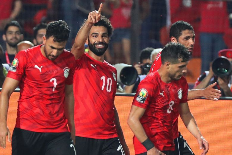 Salah sends Egypt into Cup of Nations last 16