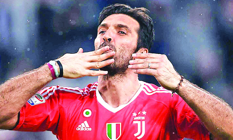 Buffon close to Juventus return