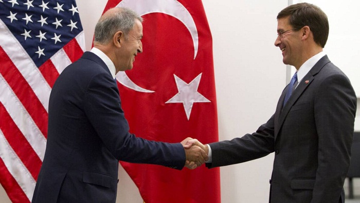 US warns Turkey it faces sanctions if it buys Russian system