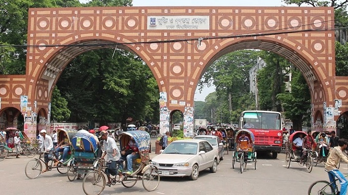 5.4 pc proposed for research in DU budget