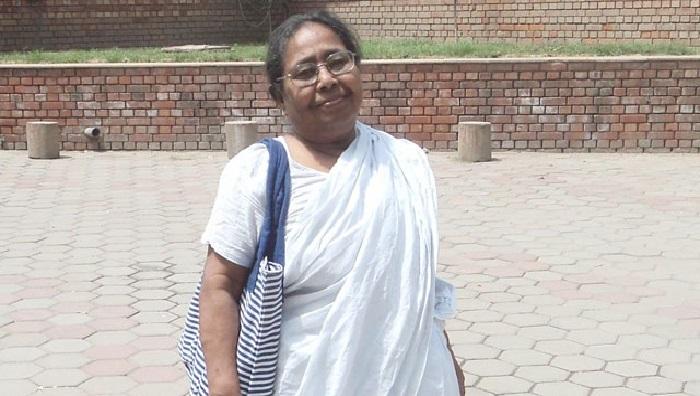 Gandhian activist Jharna Dhara Chowdhury passes away