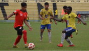 BPL Football: Sheikh Jamal beat Arambagh KS 1-0
