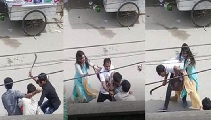 One arrested over Barguna man murder in front of wife