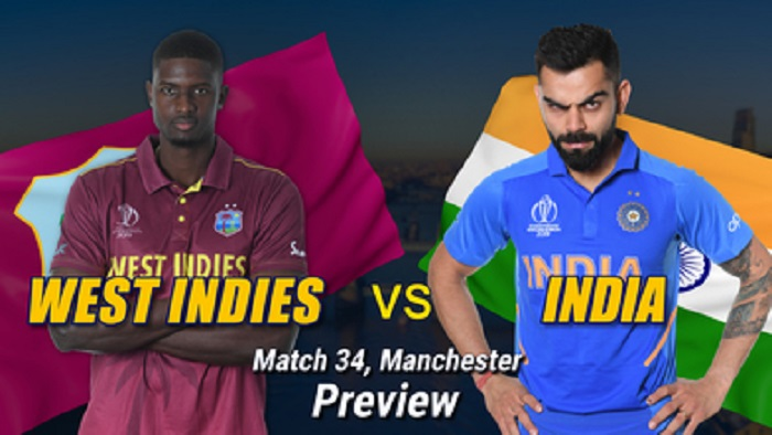 Disconsolate West Indies face India this afternoon