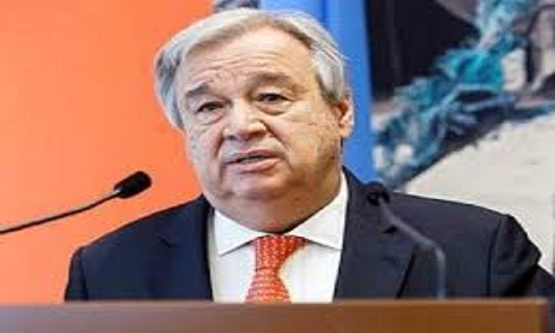 UN chief urges G20 to make equitable financial reforms