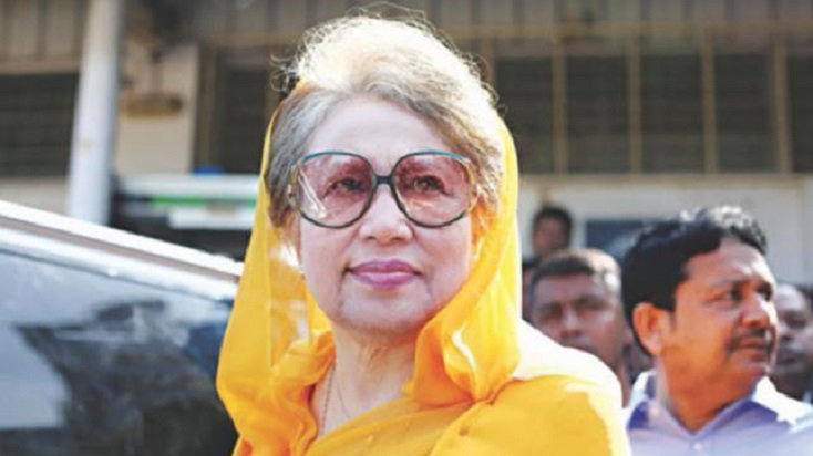 BNP decides to intensify movement seeking Khaleda's release